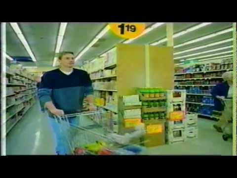 Peter Bondra Chris Simon Washington Capitals supermarket commercial ... 940227d50588