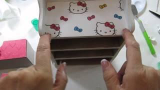 Kaiser Mini Drawers   Hello Kitty (Part 2)