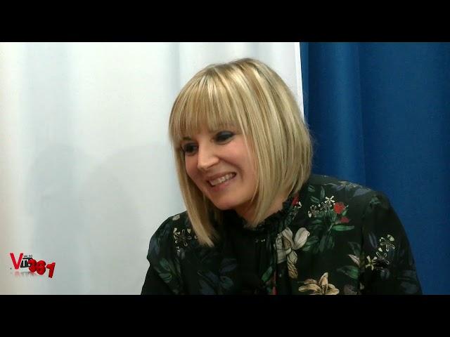 ValdoTV361 - Intervista all'attrice e narratrice Monica Stella