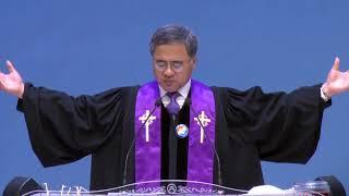 GODTV | 안산빛나교회 (유재명 목사) | 2019-04-14 | 십자가에서의 기도 (눅23:34) | bstv.kr