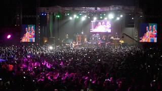 Grand Bal Mbour 2018   : Regardez comment la foule accompagne en meute la star