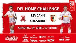 DFL Home Challenge:  SSV Jahn - FC Augsburg