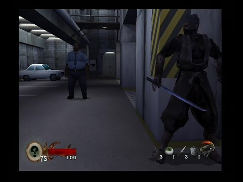 Tenchu 3 Through The Portal Youtube