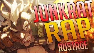 JUNKRAT RAP - RUSTAGE [OVERWATCH]