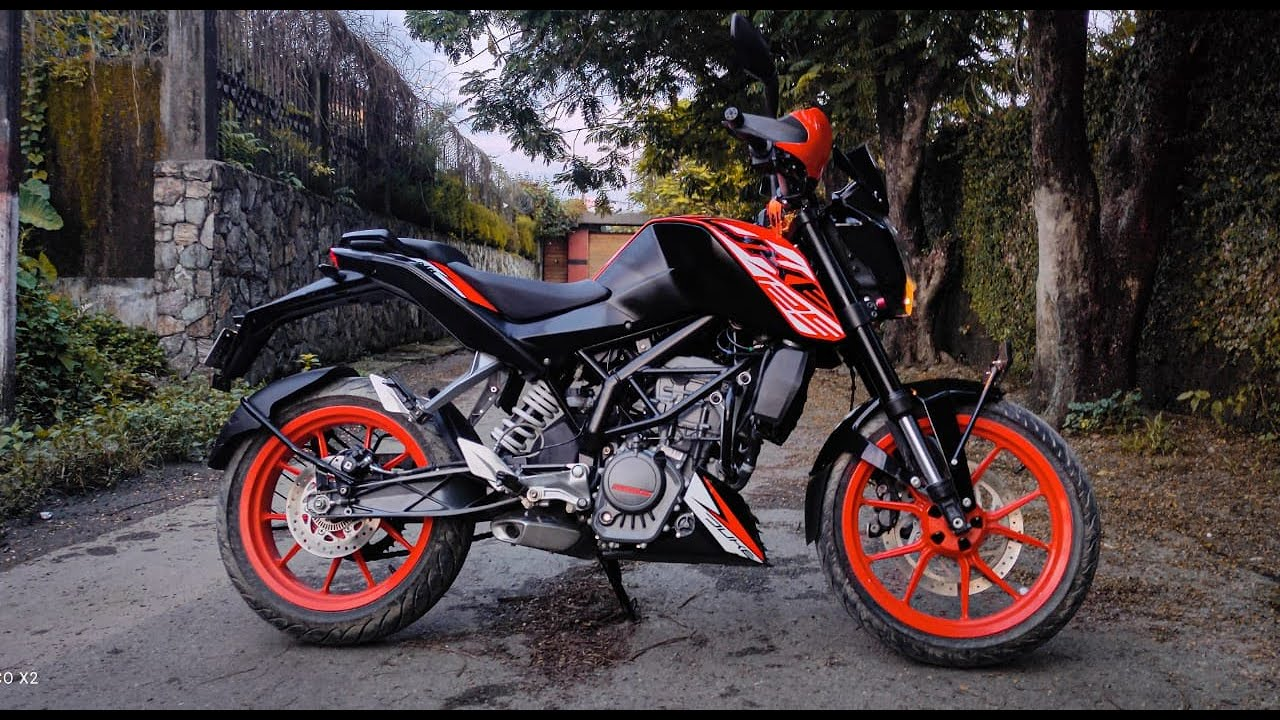 Modification on KTM Duke125....| Best Accessories for KTM Duke125...| How much did it cost?...$$