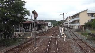 【後方展望】天竜浜名湖鉄道 三ヶ日→奥浜名湖 2018.5.20