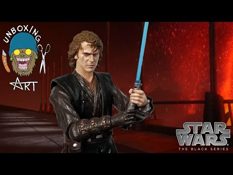 Star Wars Black Series Archive Wave 2 Anakin Skywalker Unboxing And Review