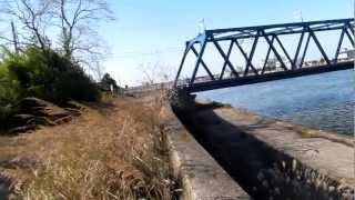 千鳥橋 南岸西側 名古屋港河口 シーバス 釣り場 セイゴ 天白川