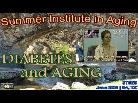 STGEC SIA01: Diabetes & Aging (2001)