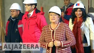 Chile to elect President Bachelet's successor