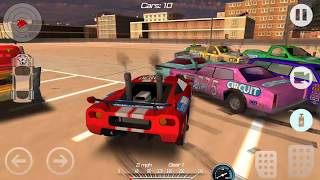 Demolition Derby 2 Banger Racing -Drakerster Sport Car   Android Gameplay   Droidnation