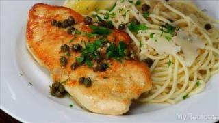 Chicken Piccata With Capers Recipe