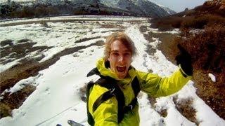 GoPro HD HERO camera: Triple Backflip by Matthias Giraud