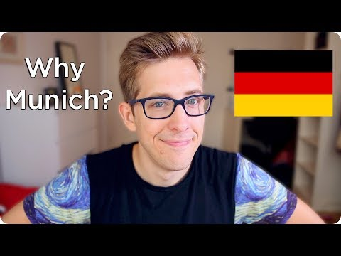 Why I Moved to Munich and German Woes
