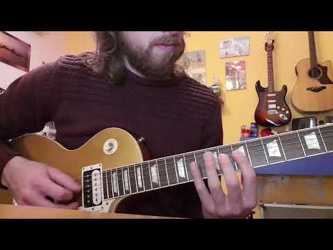 Boulevard of Broken Hearts – Slash guitar solo