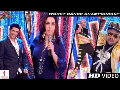 Worst Dance Championship | Happy New Year | Shah Rukh Khan, Deepika Padukone | A film by Farah Khan Mp3