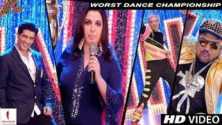 Worst Dance Championship | Happy New Year | Shah Rukh Khan, Deepika Padukone | A film by Farah Khan