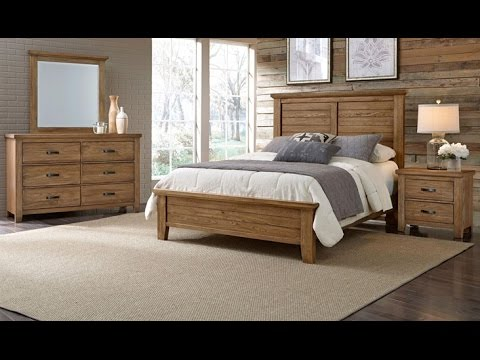 Cassell Park Bedroom Collection By All American Furniture Youtube