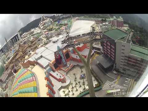Resort Hotel Genting Highlands Malaysia Room Tour