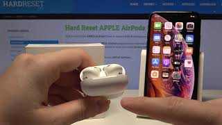 How to Hard Reset AirPods 2 - Restore Factory Data