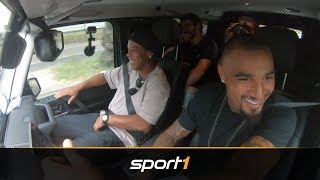 Hier zeigt Kevin-Prince Boateng Ronaldinho sein Berlin | SPORT1