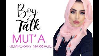 TALKS with XH11JAB: Boy Talk: 2 - My Opinions on Mut'a ('Shia' Temporary Marriage)