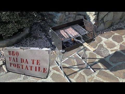 Diy barbeque portable kits 2 fai da te by gianni pirola - Porta canne da pesca fai da te ...