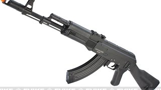 review shooting test of the elite force rs kp ak 47