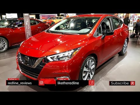 2020 Nissan Versa Redline First Look 2019 Nyias