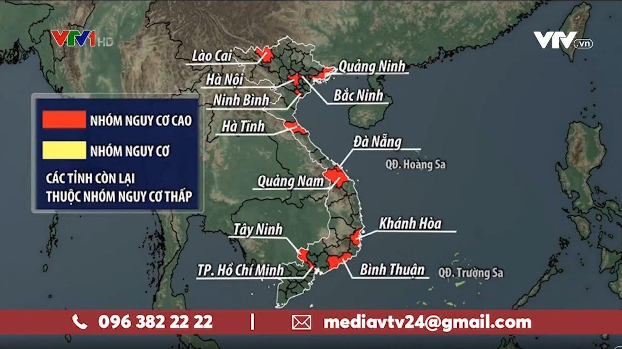 Thủ tướng: 12 tỉnh thành phố tiếp tục thực hiện chỉ thị 16 đến 22-4 hoặc 30-4 tùy tình hình   VTV24
