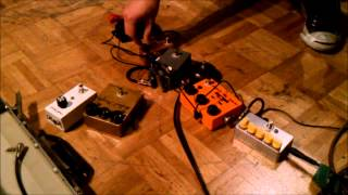 Chuck Pedals Rooster Booster Video Demo