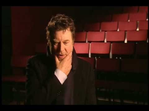 Alan Bates talks about Harold Pinter & Richard O'Callaghan