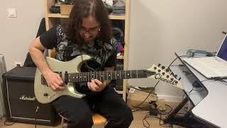 Random Rock short improvisation