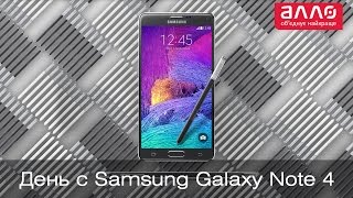 Видео-обзор смартфона Samsung Galaxy Note 4