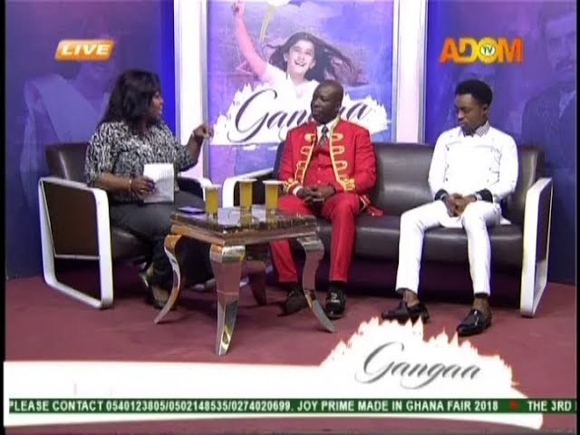 Gangaa Chat Room on Adom TV (15-10-18)
