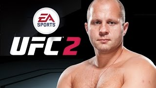 Обсуждаем UFC 211 и играем за Емельяненко, Али и других EA Sports UFC2