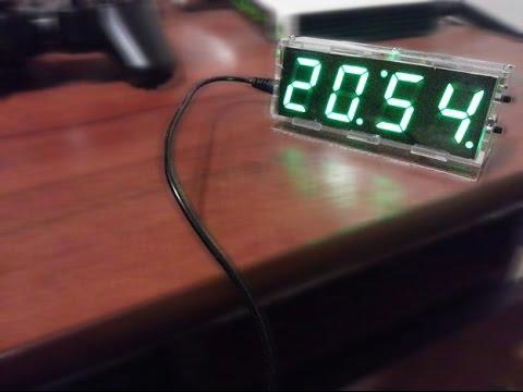 Jak zrobić elektroniczny zegarek na USB