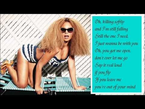 Beyoncé - Countdown / with lyrics on screen