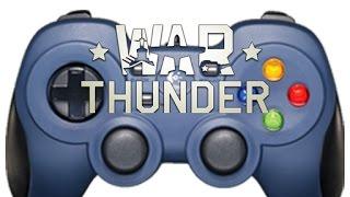 Налаштування геймпада для War Thunder