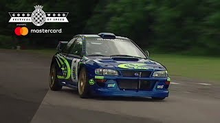 Top 25 Festival of Speed Moments | Burns v McRae