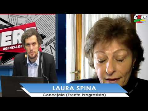 Laura Spina sobre bajante:
