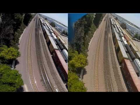 Фото Gopro vs DJI FPV Video
