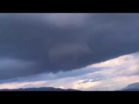 Rotating Updraft, Ioannina 17/9/2014