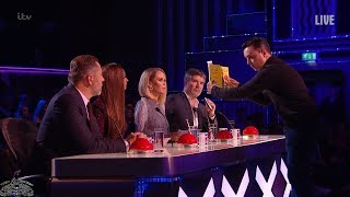 Britain's Got Talent 2018 Live Semi-Finals Marc Spelmann Full S12E12