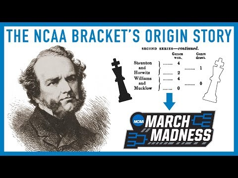 The Complete March Madness Bracket Origin Story
