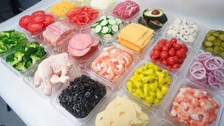 [식품모형] 냉장고에 …