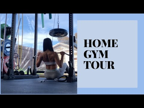 HOME GYM TOUR | Our Set Up & Recommendations