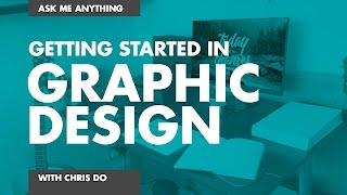 Getting Started In Graphic Design