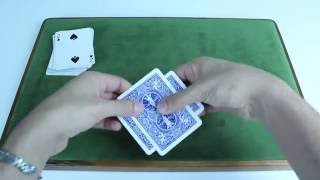 Bizarre/Cros Twist Card Trick TUTORIAL