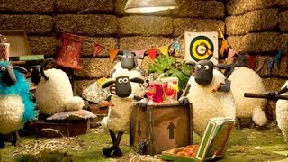 Shaun The Sheep S05E11 - Turf Wars